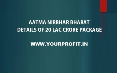 Atma Nirbhar Bharat Details of Rs 20 Lakh Crore Package